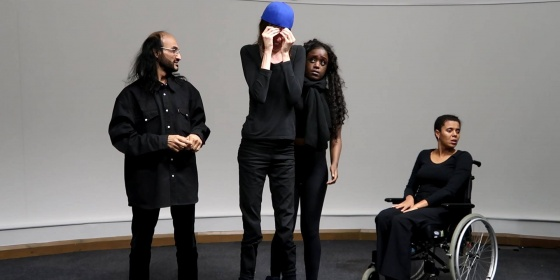 Act Up! Newham Performance