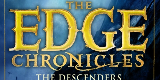 The Edge Chronicles Book Cover