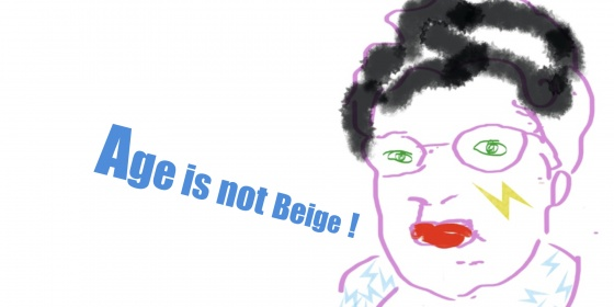 Age is not Beige image