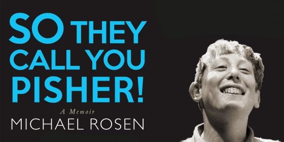 Michael Rosen Book Cover