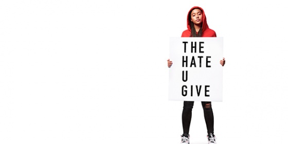 The Hate U Give Movie Banner
