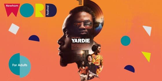 Yardie movie poster