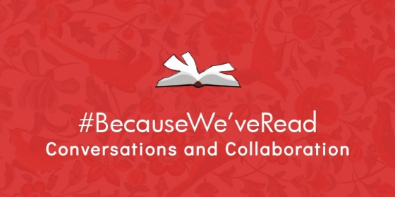 #becauseweveread Conversations and Collaboration Header
